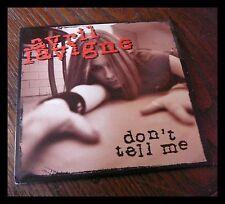Avril Lavigne/Don't Tell Me/Rare Cd Single Promo