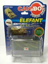 1/144 scale Canodo Pocket Army Elefant SDKFZ. 184 Bergpanzer Tiger ( P )