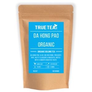 Da Hong Pao Oolong Tea (No.307) - Big Red Robe Oolong Organic Tea - True Tea Co.