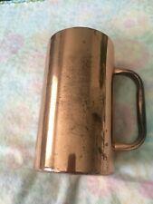 Copper mule drink William Sonoma mug