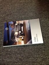 2009 MERCEDES BENZ G500 G55 AMG G WAGON Operators Owners Manual NEW