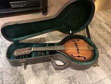Washburn m106swk Solid Spruce, Mahogany Mandolin With Washburn Case
