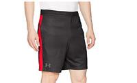 Under Armour Men's MK-1 Shorts 1315767 black / red