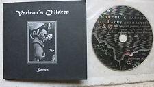Vatican's Children – Satan CD - Limited edition of 500 handnumbered CDs  vat099