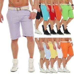 Maxomorra Runner shorts escarabajo bio-algodón mitwachshose Pants rib pantalones cortos