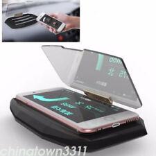 Universal New Phone GPS Navigation HUD Head Up Projection Display Bracket Holder