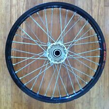 "Used KTM SX EXC 21"" Excel front wheel black 2003-2017"
