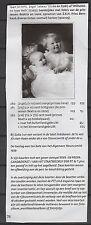 xxx NEDERLAND Foto- BRIEFKAARTEN Gzd.260-262 prinsesjes 1940. Lees!