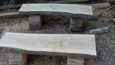 Engish oak  garden bench