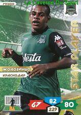 079 JOAOZINHO BRAZIL # FK.KRASNODAR CARD ADRENALYN PANINI 2014