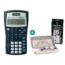 TI 30 X II S Taschenrechner + Premium GeometrieSet