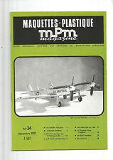 MPM N° 34 HUMBER STRAFFCAR / F-82 TWIN-MUSTANG / PHANTOM HUEY CHOPPET / HISTOREX