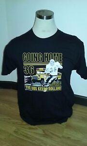 Pittsburgh Steelers Going Home Super Bowl XL Jerome Bettis T-Shirt Medium NWOT