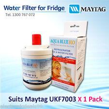 AQUA BLUE  UKF7003WF Amana Maytag UKF7003AXX Fridge Water Filter Premium filter