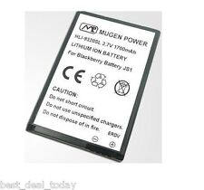 Mugen Power 1700MAH Extended Slim Battery For Blackberry Curve 9220 J-S1 JS1