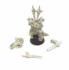 CHAOS SPACES MARINES Lord Converted METAL Warhammer 40K