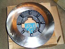 Front brake discs, genuine Subaru L-Series 1.6/1.8, XT etc 242mm 2 x disc set