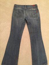 "Women's Citizens Of Humanity 32 (Actual) Ingrid Flare Denim Jeans Inseam 32"""