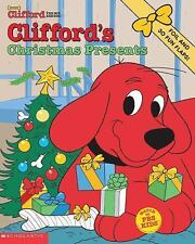 Clifford: Clifford's Christmas Presents by Sonali Fry (2002, Board Book)