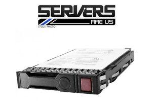 """HP 1.2TB 2.5"""" Hard Drive 697574-B21 6G 10K SAS 697631-001 693647-001 697578-003"""