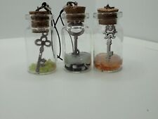 Other Silver Key In A Jar Ornament hand made*
