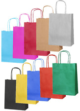Party Paper Loot Bags - Wedding Favours - Birthday & Christmas Gift Bag