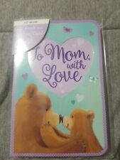 Mom Gift Book and Greeting Card