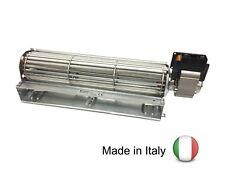 Ventilatore Tangenziale 270 mm per stufa a pellet Elledi Bion 8.3 ventola aria