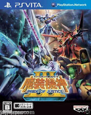 Used PS Vita Super Robot Taisen KISHIN SONY PS VITA PLAYSTATION JAPANESE  IMPORT