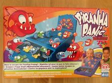 NEW Piranha Panic Game Fish Fun Mattel Games Present Christmas