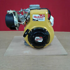Robin Engines EH252YD236S Tapered shaft EH25-2 Recoil Rope Start 8.5HP @ 4000RPM
