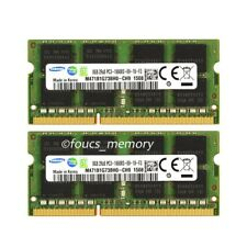 Uk. 8gb Pc3-10600 1333mhz 204 Pin SODIMM Ddr3 Laptop RAM Memory