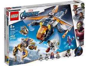 LEGO Super Heroes Avengers Hulk Helikopter Rettung(76144) NEU/OVP