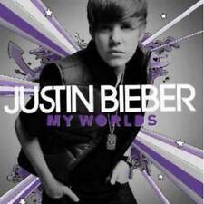 JUSTIN BIEBER - MY WORLDS [CD]