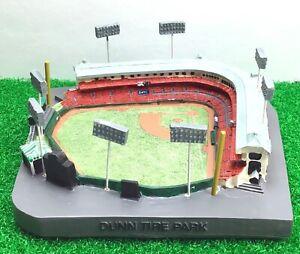Dunn Tire Park Replica Stadium Figurine / Buffalo Bisons SGA / Financial Trust