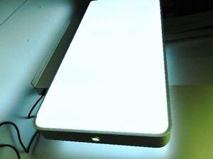 LED Leuchtkasten Doppelseitig 500 x 1000 mm Leuchtreklame Lichtwerbung Hochkant