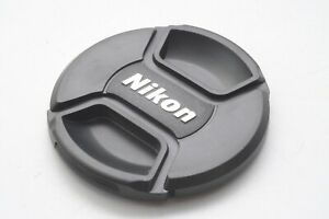 Genuine Nikon LC-72 72mm Centre Pinch Lens Cap