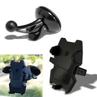 One Touch Quick Release Windshield Car Mount Holder Stand For Mobile Cell Phone