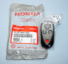 NEW IN BAG OEM 04-08 ACURA TL TSX KEYLESS REMOTE FOB OUCG8D-387H-A 72147-SEP-A62