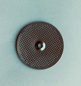 Duschsieb ø54,5mm für Gaggia Baby, Classic, NewBaby Duschensieb, Auslaufdusche