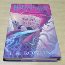 Harry Potter and the Chamber of Secrets (1999, Hardcover) First Printing! BC 1st