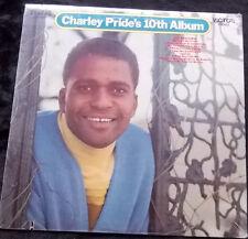 CHARLEY PRIDE Charley Pride's 10th Album LP STILL SEALED