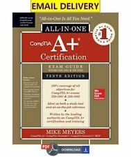 Comptia A+ Certification All-in-one Exam Guide, Tenth Edition ᴇʙᴏoᴋ