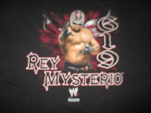 WWE REY MYSTERIO (2XL) T-Shirt