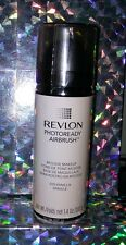 Revlon Photoready Airbrush Mousse Makeup In #010 Vanilla