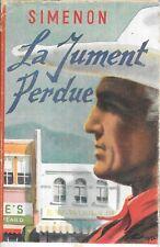 la jument perdue de Georges Simenon (1948)