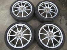 JDM 18' RAYS Volk Racing Wheels Rims CE28N 5x100 7.5J +50 GDB ZZT231  PRIUS