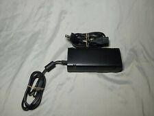 Microsoft Xbox 360 E 360 Power Supply AC Adapter Genuine OEM Slim USED