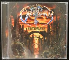 "OBITUARY "" ANTHOLOGY "" CD no.RR 8562-2 / ROADRUNNER RECORDS / 2001 / DEATH METAL"