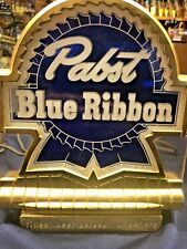 Vintage Pabst Blue Ribbon Beer Register Light Sign 2197
